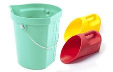 Buckets & Scoops