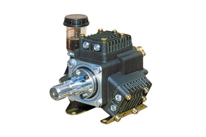 Bertolini PA330 Pump with Spline Shaft
