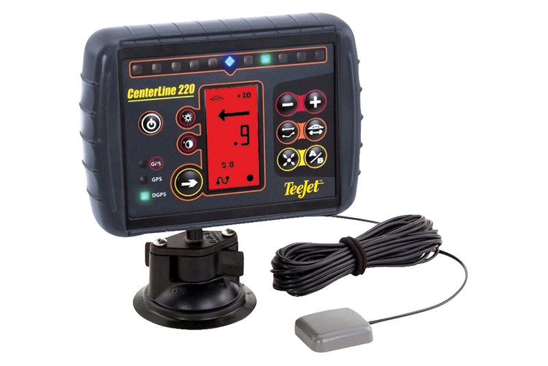 Guidance System   GPS Centreline 220