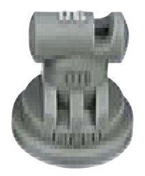 Turbo TeeJet Angle Flat Spray Tips Pack 10 Grey