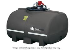 TTi DieselCadet 3000L with 60L/min Pump, Ball Baffle System