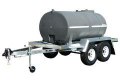 TTi DieselPatrol15 3000L | Refuelling Trailer (Dual Axle)
