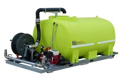 TTi AquaPath 2400L | Slip-On Water Carts with Honda GX200 and Davey Pump