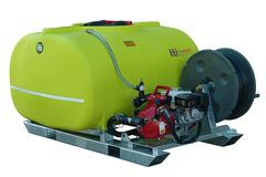 TTi FireAttack Deluxe 1000L | Slip-On Fire Fighting Units