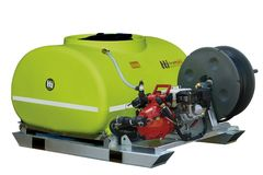 TTi FireAttack Deluxe 600L Fully Drainable with Honda GX200 & Twin Impellar