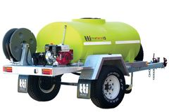 TTi FirePatrol15 1200L Braked Trailer Registerable