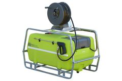 TTi ReelStrike 400L with 7.5 L/min Pump | 12v Spot Sprayer