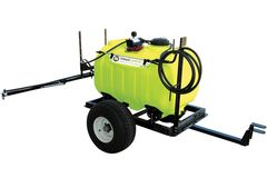 TTi WeedControl 225L with 8.3L/min Pump | 12v Spot Sprayers (3m Boom | Trailer)