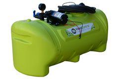 TTi WeedControl 95L Sprayer with 8.3L/min Pump