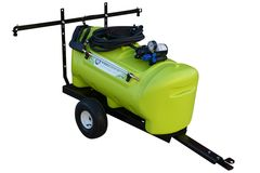 TTi WeedControl 95L with 8.3L/min Pump | 12v Spot Sprayers (2m Boom)