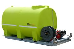 TTi AquaPath 3000L | Slip-On Water Carts with Honda GX200 and Davey Pump