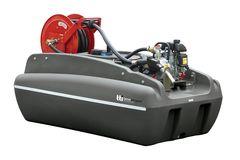 TTi DieselMajor 600L Honda GX50 with 210L/min Pump | Refueling Unit
