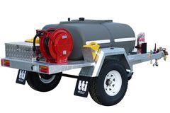 TTi DieselPatrol15 1000L | Refuelling Trailer (Single Axle)