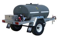 TTi DieselPatrol15 1200L | Refuelling Trailer (Single Axle)