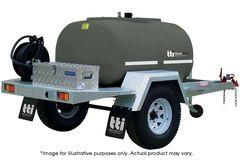 TTi DieselPatrol15 1500L | Refuelling Trailer (Single Axle)