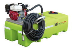 TTi FireCombat 400L | Portable Fire Fighting Unit with Honda GX160; 18m Hose