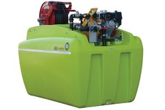TTi FireDefence 1000L Slip-on unit with Honda & Davey Pump