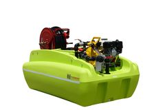 TTi FireDefence 600L Slip-on unit with Honda & Davey Pump