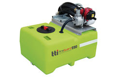 TTi FireGuard 220L | Portable Fire Fighting Unit with Honda GX50; 18m Hose