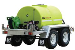TTi FirePatrol15 1500L | Deluxe Fire Fighting Trailers (Braked - Dual Axle)