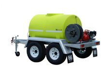 TTi FirePatrol15 1500L | Deluxe Fire Fighting Trailers (UnBraked - Dual Axle)