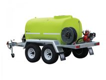 TTi FirePatrol15 2400L | Deluxe Fire Fighting Trailers (Braked - Dual Axle)
