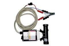 TTi Fluid 60 L/min 24 volt diesel transfer pump only with battery cables