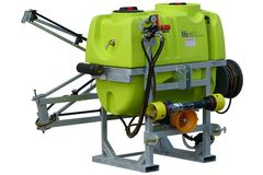 TTi LinkOn Plus 300L | 3PL Sprayer with 22L/min Pump with Regulator