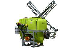TTi LinkOn Plus 800L | 3PL Sprayer with 75L/min Pump with Regulator