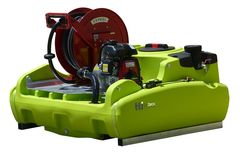TTi OnDeck 300L UTV Fire Fighting Unit with Honda GX50 and 210L/min Pump