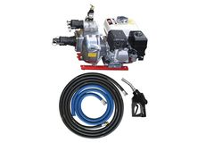TTi 490L/min centrifugal pump kit with viton seals, complete with auto shut-off