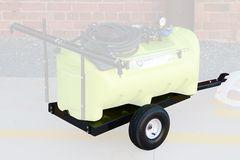 TTi Standard Trailer kit for 55 & 95 litre WeedControl sprayers (complete)
