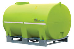 TTi SumpTrans 10000L | Fully-Drainable Chemical Tank with 20-Year Tank Warranty
