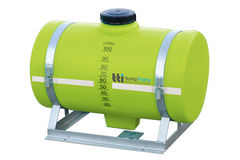 TTi SumpTrans 100L | Fully-Drainable Chemical Tank with 20-Year Tank Warranty