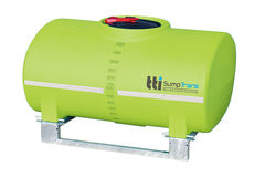 TTi SumpTrans 1200L | Fully-Drainable Chemical Tank with 20-Year Tank Warranty