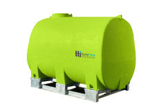 TTi SumpTrans 13000L | Fully-Drainable Chemical Tank with 20-Year Tank Warranty