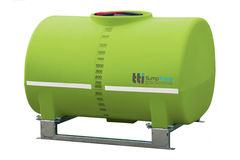 TTi SumpTrans 1500L | Fully-Drainable Chemical Tank with 20-Year Tank Warranty