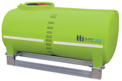 TTi SumpTrans 2000L | Fully-Drainable Chemical Tank with 20-Year Tank Warranty