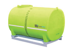 TTi SumpTrans 4000L | Fully-Drainable Chemical Tank with 20-Year Tank Warranty