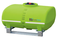TTi SumpTrans 500L | Fully-Drainable Chemical Tank with 20-Year Tank Warranty