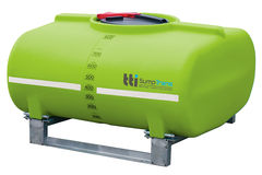 TTi SumpTrans 800L | Fully-Drainable Chemical Tank with 20-Year Tank Warranty