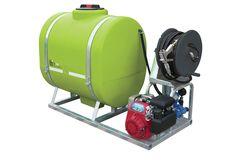 TTi TopCrop 300L Field Sprayer with 22L/min Pump