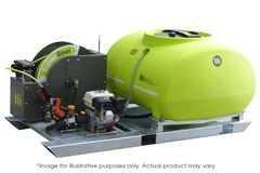 TopCrop 800L   Field Sprayer with Single 100m Auto rewind SuperReel