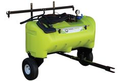 TTi WeedControl 95L Zero Turn Trailer Sprayer with 8.3L/min Pump and 2m Boom